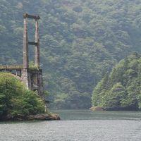 庄川の秘境を船で満喫し、大牧温泉でくつろぐ旅(富山県南砺)