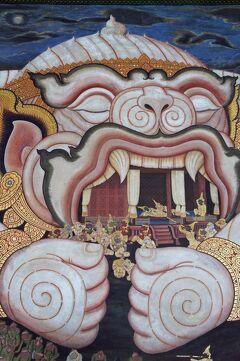 曼谷戒厳令之旅(8)王宮とワット・プラケオ