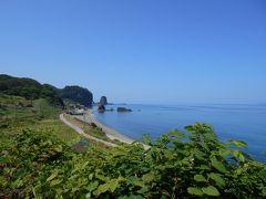 遊び人、日本海を北上する♪山形沿岸編!