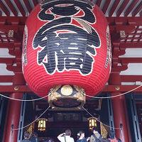 2014年6月 浅草ぶらっと散策♪浅草寺と甘〜い和スイーツ♪