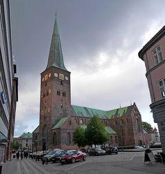 2014.5コペンハーゲン出張旅行11-Aarhusへ,市庁舎,大聖堂,Radisson Blu Scandinavia Aarhus