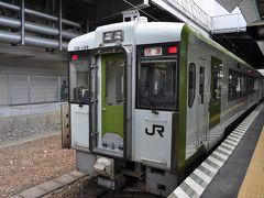 2014年6月大人の休日倶楽部パスの旅2(山田線)