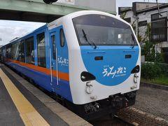 2014年6月大人の休日倶楽部パスの旅4(八戸線リゾートうみねこ号)