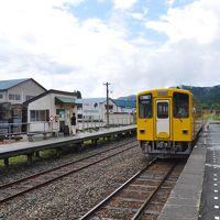 2014年6月大人の休日倶楽部パスの旅11(秋田内陸縦貫鉄道後篇)