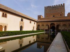 ヨーロッパ5ヶ国周遊とバンコク 13 アルハンブラ宮殿観光編 2014年6月11日