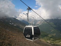 200907-04_スイストレッキング旅行-第5日-(ホーサス展望台とフラワートレイルトレッキング)Hohsaas and Trekking
