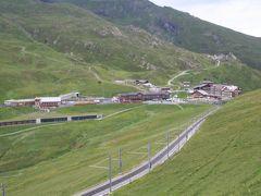 200907-07_スイストレッキング旅行-第7日-(アイガーグレッチャー~ウエンゲンアルプ間のハイキング)Trekking between Eigergletscher and Wengernalp