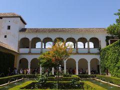ヨーロッパ5ヶ国周遊とバンコク 19 ヘネラリーフェ再訪編 2014年6月13日