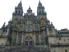 キリスト教3大聖地のひとつ 聖地サンチャゴ・デ・コンポステーラ