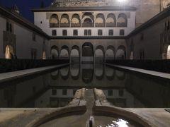 ヨーロッパ5ヶ国周遊とバンコク 22 ナスル朝宮殿夜間見学編 2014年6月13日