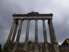 ヨーロッパ5ヶ国周遊とバンコク 25 ローマ、フォロ・ロマーノ等観光編 2014年6月15日