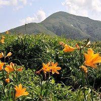 山容の優しい秋田県の山を歩いて 和賀岳編