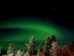 フィンランド-4日目ガラスイグルーとオーロラ-