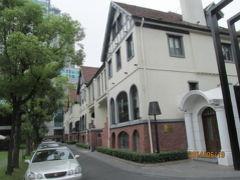 上海の巨鹿路(仏租界)・歴史建築