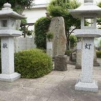 大坂夏の陣に散った、薄田隼人の墓を探して