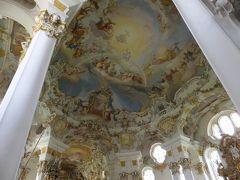 ヨーロッパ5ヶ国周遊とバンコク 34 エッタール修道院・ヴィース教会立ち寄り編 2014年6月21日