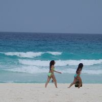 《カンクン&ラスベガス☆Honeymoon》 ①憧れのカリブ海へ♪