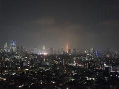 ウェスティンホテル東京 イーストビューエグゼクティブルーム宿泊記