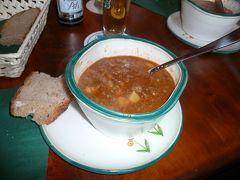 ≪ドイツで楽しむ食事:グーラッシュズッペGulaschsuppe≫