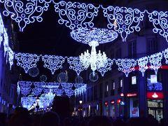 クリスマス翌日のマラガの夜を散策(スペイン・イスタンブール旅行記18)