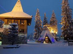 ☆ともだち旅 オーロラを見にフィンランドへ 4泊6日☆ 4日目はロヴァニエミへサンタクロースに会いに行く。