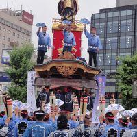 成田山祇園祭2日目