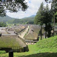 湯野上温泉と大内宿