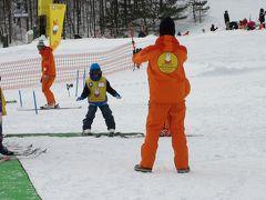 かたしな高原スキー2012年1月