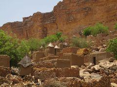 西アフリカ周遊(13)【マリ、ドゴン・ノンボリ村からバナニ村へ】