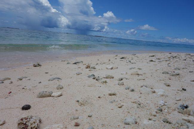 仕事もひと段落着いたので、どこかゆっくりしに行きたいと考え当初は沖縄を予定していましたが、<br />3日あればグアムにいけることが分かり急遽グアムに行き先変更!<br /><br />完全個人手配の旅行です。<br /><br />◇フライト情報◇<br />*往路*<br />NH141にて羽田-関空<br />↓乗り継ぎ<br />UA150にて関空-グアム<br />*復路*<br />UA873にてグアム-成田<br /><br />◇ホテル情報◇<br />Sheraton Laguna Guam Resort<br />Laguna Club Suite TWN<br /><br />◇レンタカー情報◇<br />Alamo
