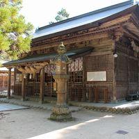 「歴史を感じる旅!」鳥取~島根 2泊3日 玉作湯神社編