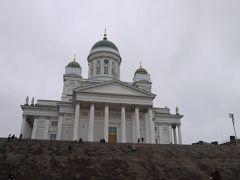 弾丸旅行でヘルシンキ&タリン その2 到着日のヘルシンキ観光