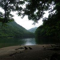 奥日光・湯元温泉から刈込湖・切込湖ハイキング