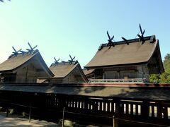 日本の神を覗く旅路・第1部記紀の神々14出雲大社の威容