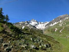 スイス旅行10日間-1ベルニナ線