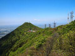 筑波山 往路:白雲橋コース、復路:御幸ヶ原コース