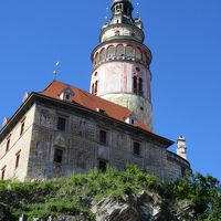 2014ドイツ、チェコ、オーストリア一人旅15チェスキークルムロフ1日目