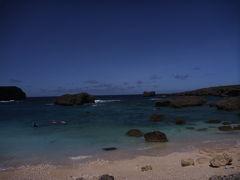 特集No.3 沖縄、宮古、下地島の中之島ビーチ、海の中