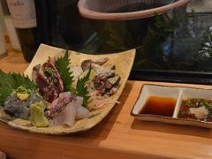 VIALA箱根翡翠 箱根宮城野 やまひこ鮨さんでの夕食 2014年6月