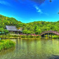 称名寺と八景島