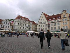 弾丸旅行でヘルシンキ&タリン その4 世界遺産の街タリン旧市街をてくてく観光