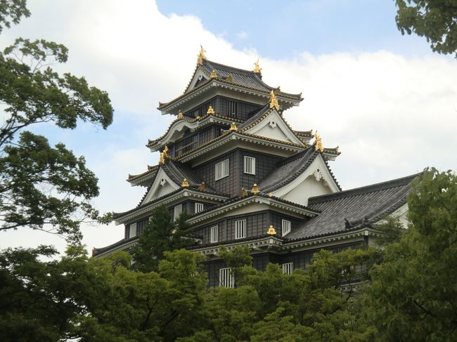 第2日は引き続き岡山を訪ね、第3日は倉敷を訪ねます!<br /><br />第2日:(続き)-岡山泊<br />第3日:岡山-倉敷
