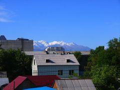 新疆キルギス・カザフ旅7▼さくらGHで停滞と復活