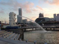 子供連れシンガポール①