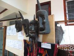 ラオス北部紀行(94)ルアンナムター博物館。