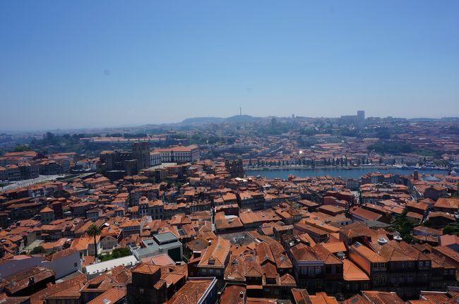 リスボンからポルトへ、日帰り旅行に行ってきました。<br />滞在時間は約5時間と少しです。