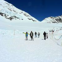 2014年 初スイス ハイキングの旅 2日目後半(ユングフラウヨッホへGo!)