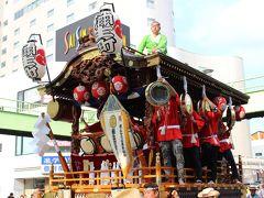 関東最大の祇園まつり「熊谷うちわ祭り」