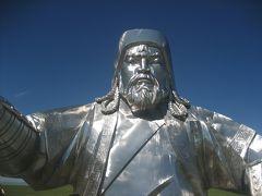 モンゴルでプライスレス体験☆ Part 4 チンギス・ハーン騎馬像&ウランバートル編