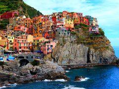 奥様ご満足イタリアの旅【ノウハウ】(2)チンクエ・テッレの絶景